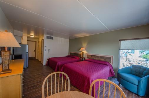アラ モアナ モーテル - ワイルドウッド - 寝室