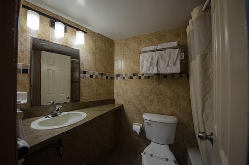 阿拉莫納汽車旅館 - 威德伍德 - 懷爾德伍德 - 浴室