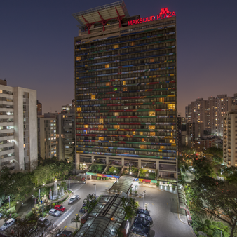 Maksoud Plaza Hotel - Distributed by AccorHotels - São Paulo - Gebäude
