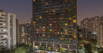 Maksoud Plaza Hotel - Distributed by AccorHotels - Sao Paulo - Building