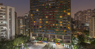 Maksoud Plaza Hotel - Distributed by AccorHotels - Sao Paulo - Toà nhà