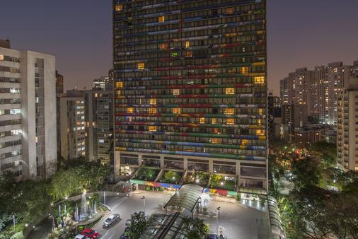 Maksoud Plaza Hotel - Distributed by AccorHotels - Sao Paulo - Rakennus