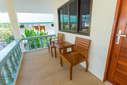 Samui Reef View Resort - Ko Samui - Ban công