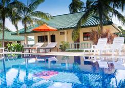 Samui Reef View Resort - Ko Samui - Bể bơi
