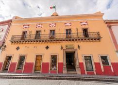 Hotel Casa Virreyes - Guanajuato - Edificio