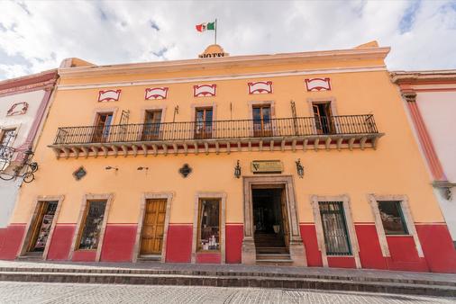 Hotel Casa Virreyes - Guanajuato - Building