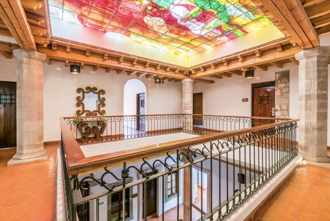 卡薩總督酒店 - 瓜納華多 - 瓜納華托 - 門廳