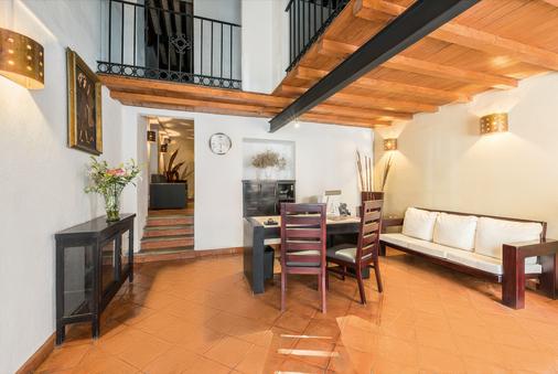 Hotel Casa Virreyes - Guanajuato - Dining room