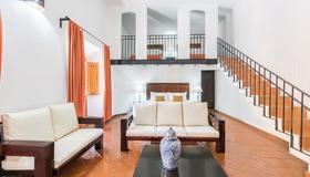 Hotel Casa Virreyes - Guanajuato - Living room