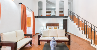 卡薩總督酒店 - 瓜納華多 - 瓜納華托 - 客廳