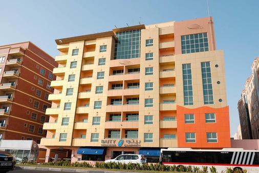 拜提公寓式酒店 - 杜拜 - 杜拜 - 建築