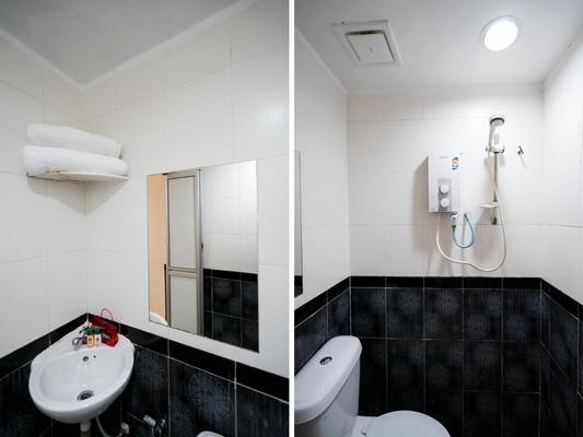 Fast Hotel Setapak - Kuala Lumpur - Bathroom