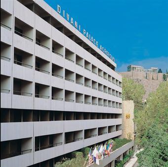 Divani Palace Acropolis - Athens - Building