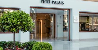 Mitsis Petit Palais Beach Hotel - Thành phố Rhodes - Toà nhà