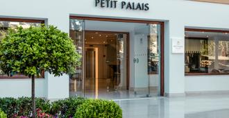 Mitsis Petit Palais Beach Hotel - Rodas - Edificio