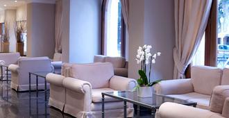 Mitsis Petit Palais Beach Hotel - Rhodes - Lobby