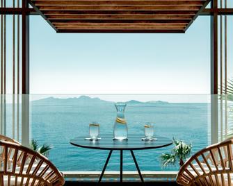 Mitsis Summer Palace Beach Hotel - Кардамайна - Балкон