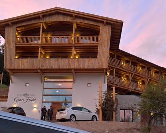 Alpine Hotel Gran Fodá - Marebbe - Building