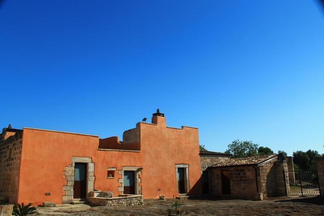 Agriturismo Masseria Saittole - Carpignano Salentino - Building