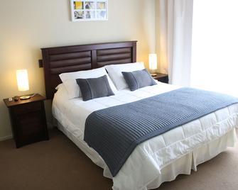 Hostal Buró - Concepción - Schlafzimmer