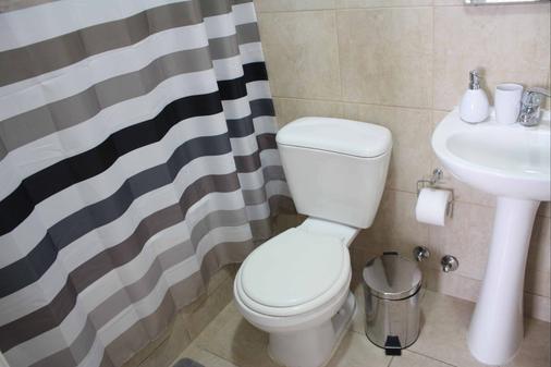 Hostal Buró - Concepción - Bathroom