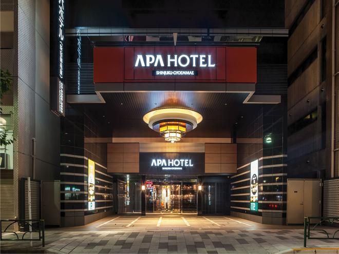 アパホテル〈新宿御苑前〉 - 東京 - 建物
