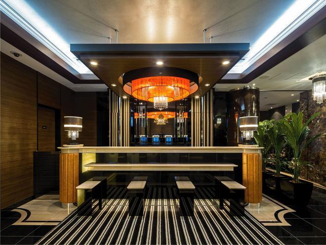 Apa Hotel Shinjuku Gyoen-Mae - Tokyo - Bar
