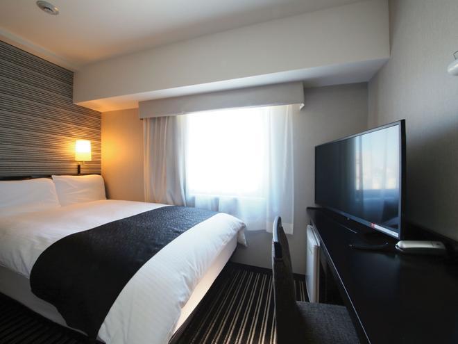 Apa Hotel Shinjuku Gyoen-Mae - Tokyo - Bedroom