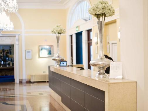 都柏林葛雷斯罕里烏廣場酒店 - 都柏林 - 都柏林 - 櫃檯