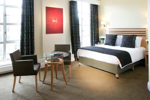 都柏林葛雷斯罕里烏廣場酒店 - 都柏林 - 都柏林 - 臥室