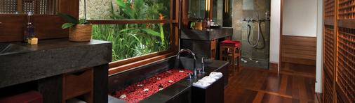 Belmond Jimbaran Puri - South Kuta - Bathroom