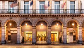 Saint James Albany Paris Hotel Spa - Pariisi - Rakennus