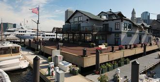 Boston Yacht Haven - בוסטון
