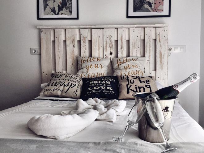 Hostal Ciempozuelos - Ciempozuelos - Bedroom