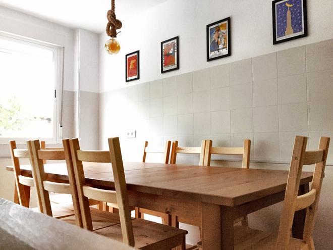 Hostal Ciempozuelos - Ciempozuelos - Dining room