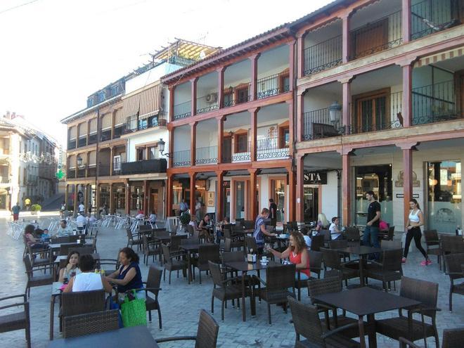 Hostal Ciempozuelos - Ciempozuelos - Hotel amenity