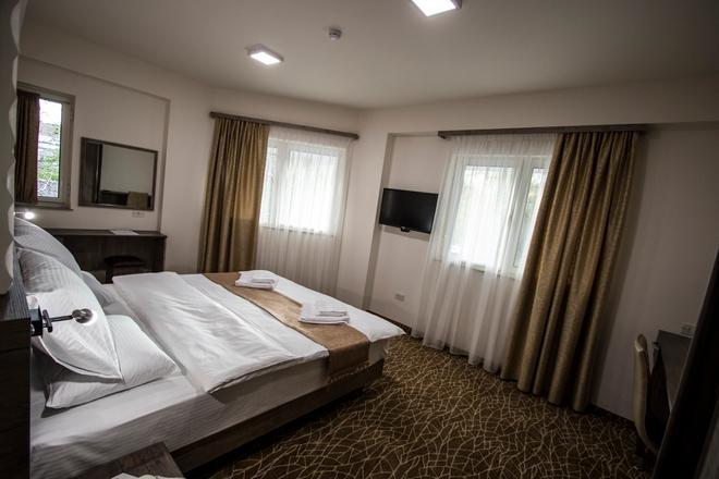 帕克精品酒店 - 葉里溫 - 臥室