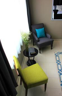 安特里佩提歐精品酒店 - 雷昂 - 利昂 - 客廳