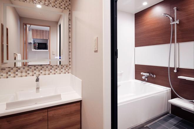 Oakwood Hotel & Apartments Shin-Osaka - Osaka - Bathroom