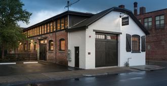 Dye House Lofts - Providence - Building