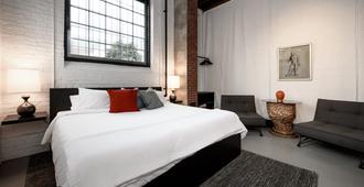 Dye House - Providence - Bedroom