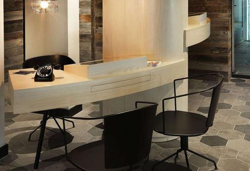 Chalet Hôtel Le Prieuré - Chamonix - Business centre