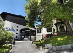 Chalet Hôtel Le Prieuré - Chamonix - Gebäude
