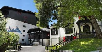 Chalet Hôtel Le Prieuré - Chamonix - Edifício