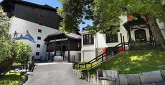 Chalet Hôtel Le Prieuré - Chamonix-Mont-Blanc - Bâtiment