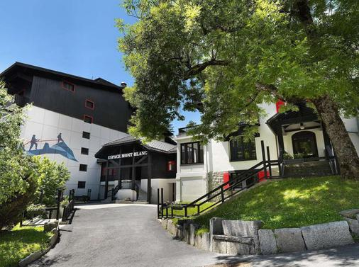 Chalet Hôtel Le Prieuré - Chamonix - Rakennus