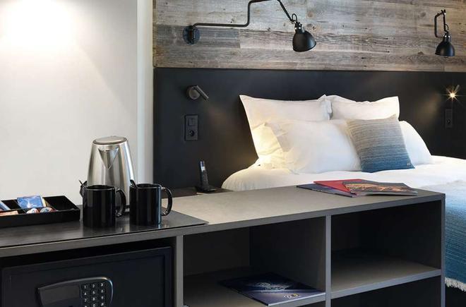 勒普瑞若小木屋酒店 - 霞慕尼白朗峰 - 夏蒙尼-勃朗峰 - 臥室