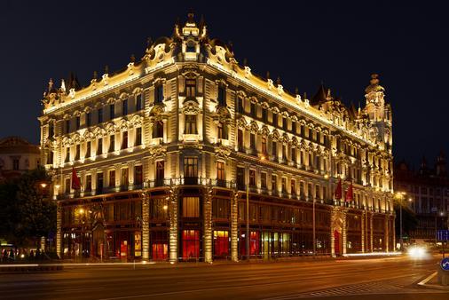 Buddha-Bar Hotel Budapest Klotild Palace - Βουδαπέστη - Κτίριο