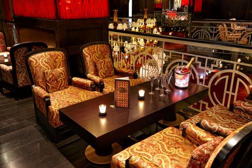 Buddha-Bar Hotel Budapest Klotild Palace - Budapest - Baari