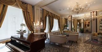 Hotel Riviera - Venetsia - Oleskelutila